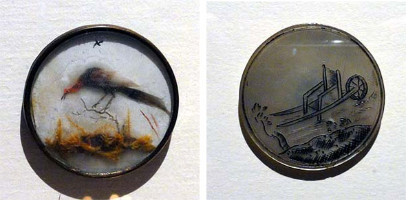 Les boutons, accessoires de mode au XVIIIe siècle 2813