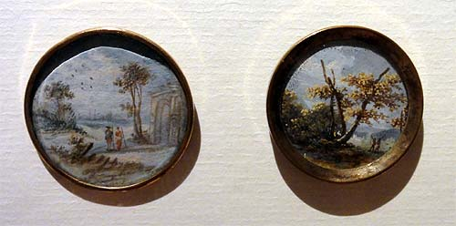 Les boutons, accessoires de mode au XVIIIe siècle 2913