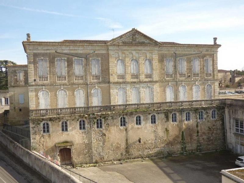 Polignac - L'Hôtel de Polignac (Condom, Gers) 3171