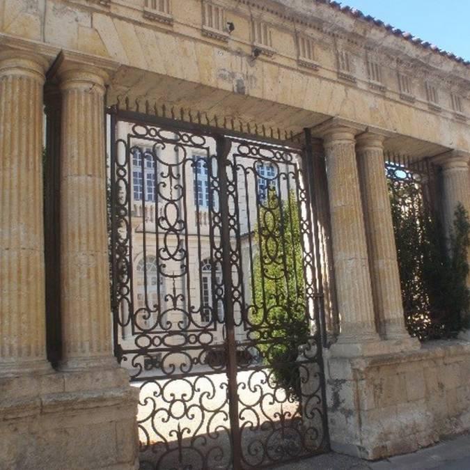 Polignac - L'Hôtel de Polignac (Condom, Gers) 3172