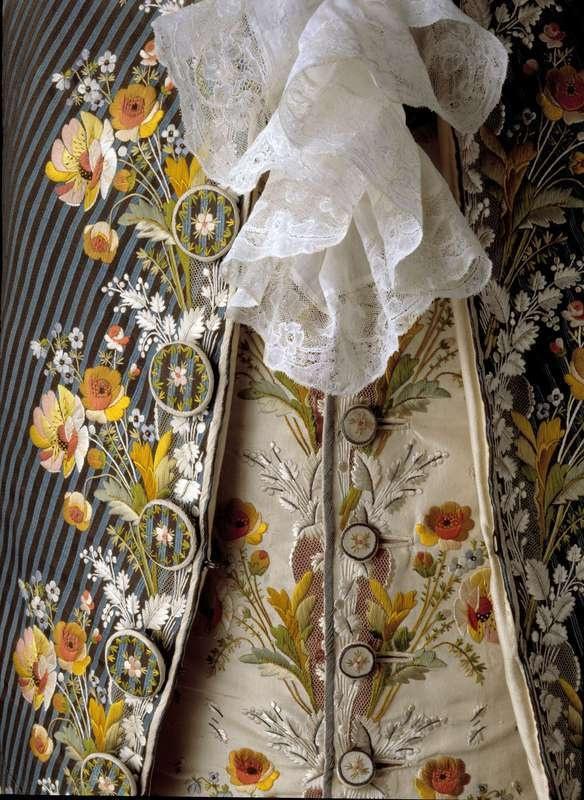 Les boutons, accessoires de mode au XVIIIe siècle 3183