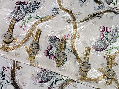 Les boutons, accessoires de mode au XVIIIe siècle 3310