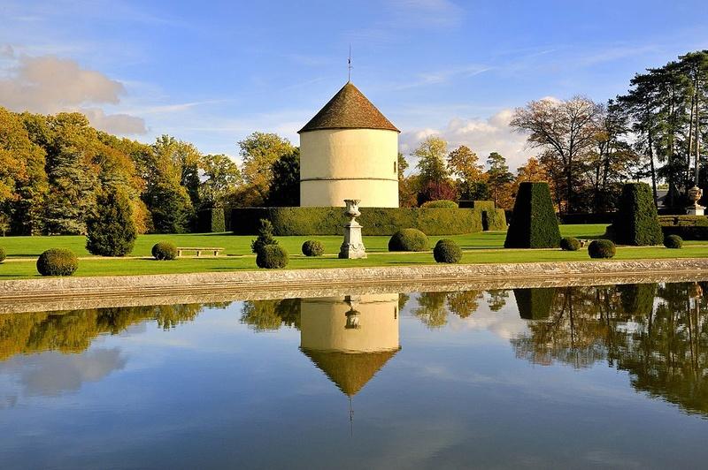 Le château de Breteuil 336