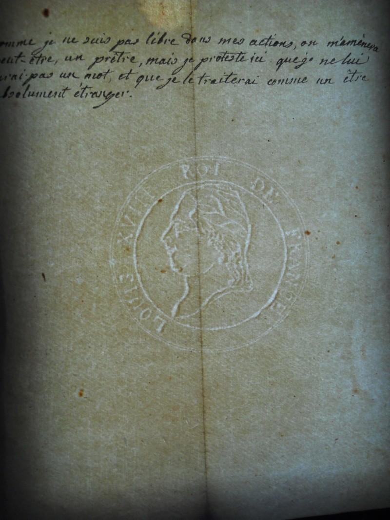 Testament / Lettre de Marie-Antoinette à Madame Elisabeth, le 16 octobre 1793 - Page 2 3611