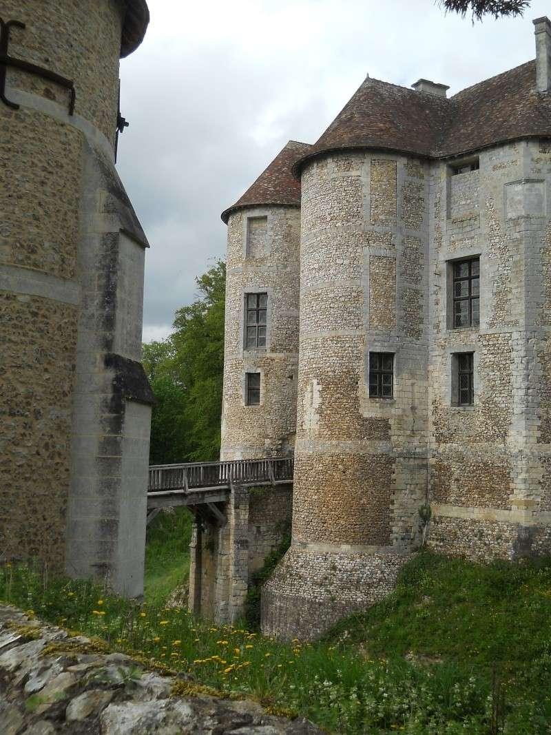 Le château d'Harcourt 371