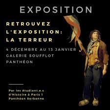 Gouverner avec la peur : la Terreur, l'exposition à la Galerie Soufflot 425
