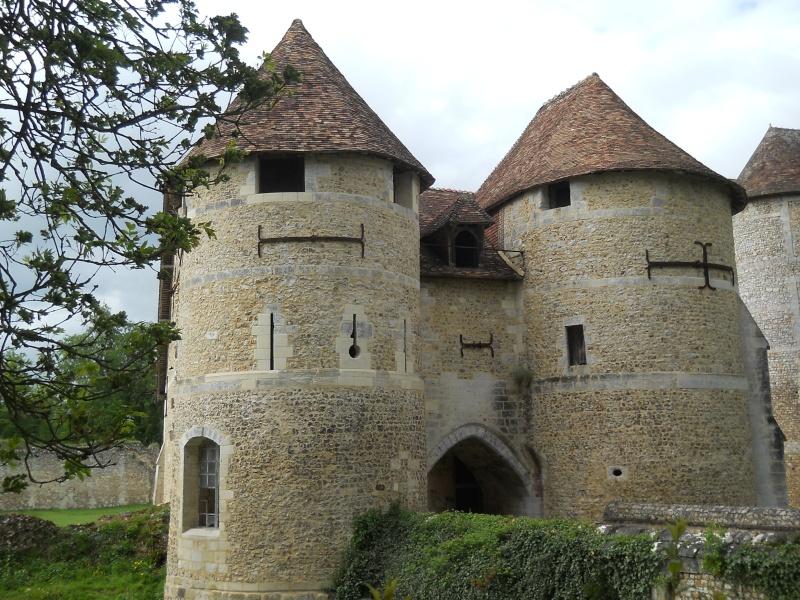 Le château d'Harcourt 434