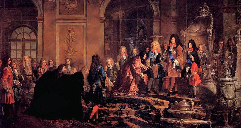 EXPOSITION - Exposition : Visiteurs de Versailles 1682-1789 512