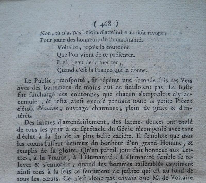 Voltaire : Ecrasez l'infâme ! - Page 4 514