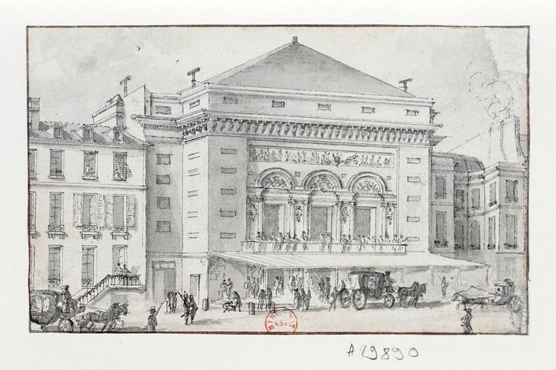 L'Opéra de la Porte Saint-Martin 540