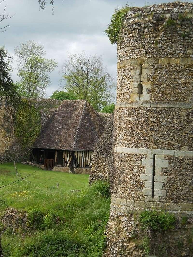 Le château d'Harcourt 615