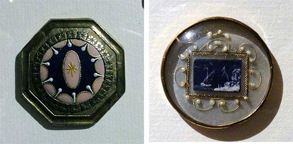 Les boutons, accessoires de mode au XVIIIe siècle 649