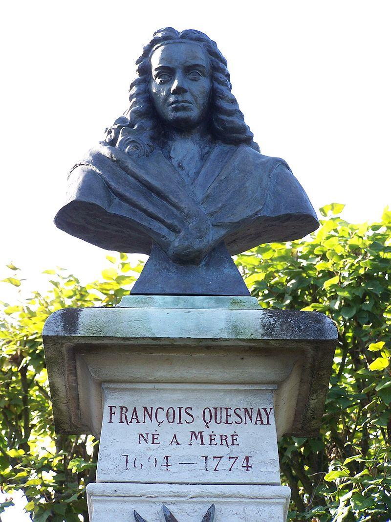 François Quesnay, médecin et économiste 676