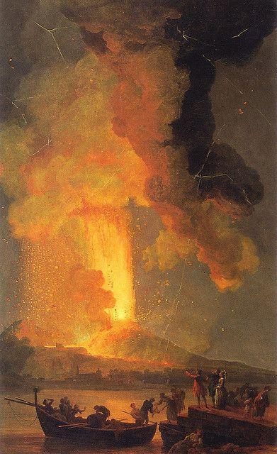 Le Vésuve, décrit par les contemporains du XVIIIe siècle - Page 4 723