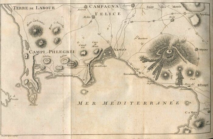 Le Vésuve, décrit par les contemporains du XVIIIe siècle - Page 4 919