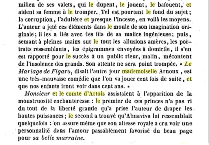 Le Mariage de Figaro, de Beaumarchais Captu114