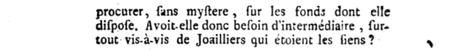 Sommaire pour la comtesse de Valois-La Motte Captu133