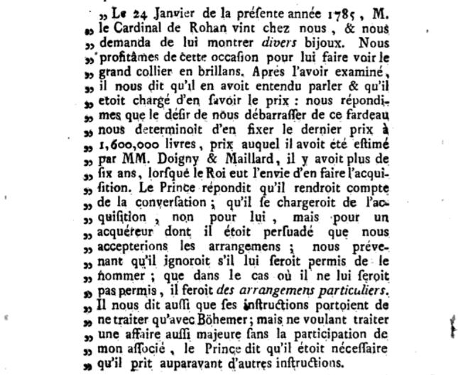 Sommaire pour la comtesse de Valois-La Motte Captu134
