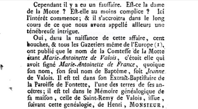 Sommaire pour la comtesse de Valois-La Motte Captu141