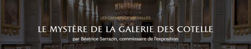 """Exposition au Grand Trianon, """" des Jardins et des Dieux """",  Jean Cotelle Captu229"""