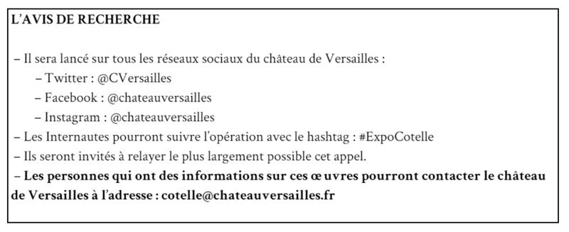 """Exposition au Grand Trianon, """" des Jardins et des Dieux """",  Jean Cotelle Captu231"""
