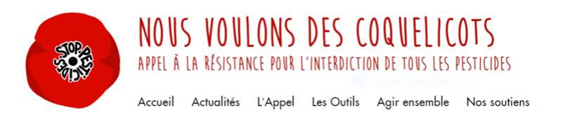 COQUELICOTS - NOUS VOULONS DES COQUELICOTS ! Captu264