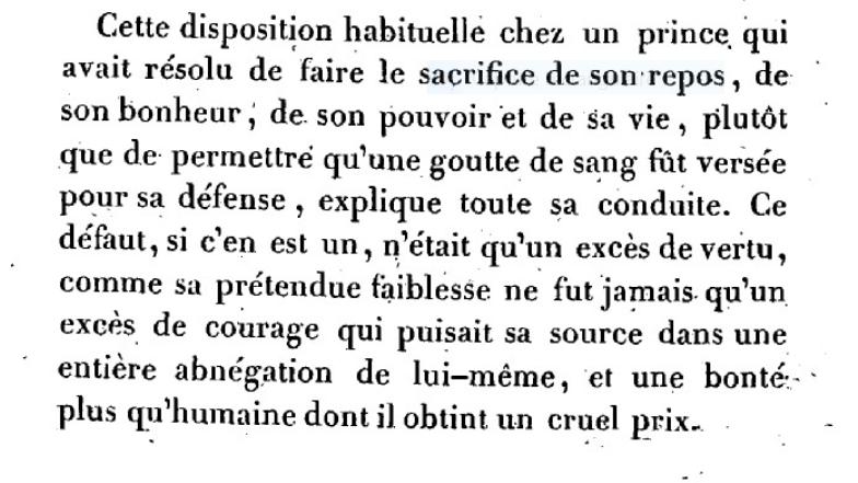 Mémoire du baron de Goguelat, sur les événements relatifs au voyage de Varennes Captu276