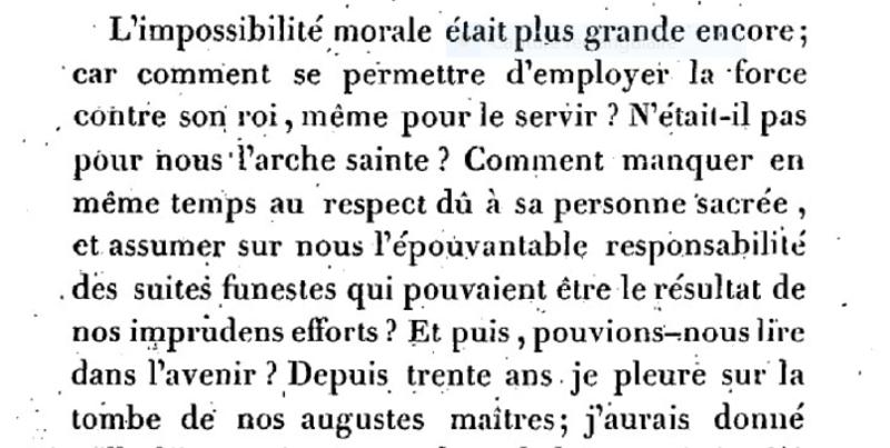 Mémoire du baron de Goguelat, sur les événements relatifs au voyage de Varennes Captu278