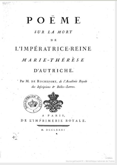 L'Impératrice Marie-Thérèse - Page 10 Captur14