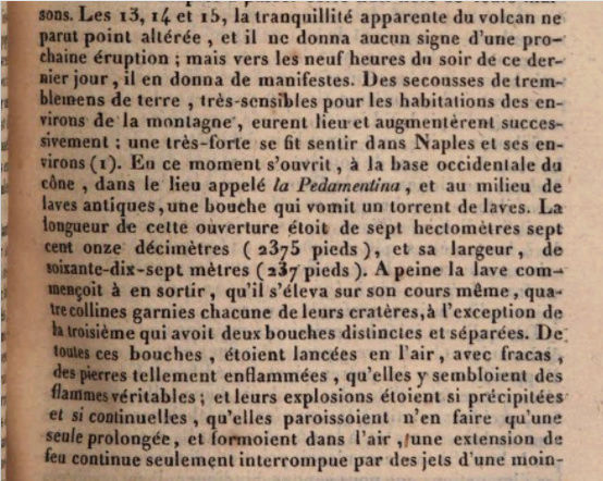 Le Vésuve, décrit par les contemporains du XVIIIe siècle - Page 4 Captur18