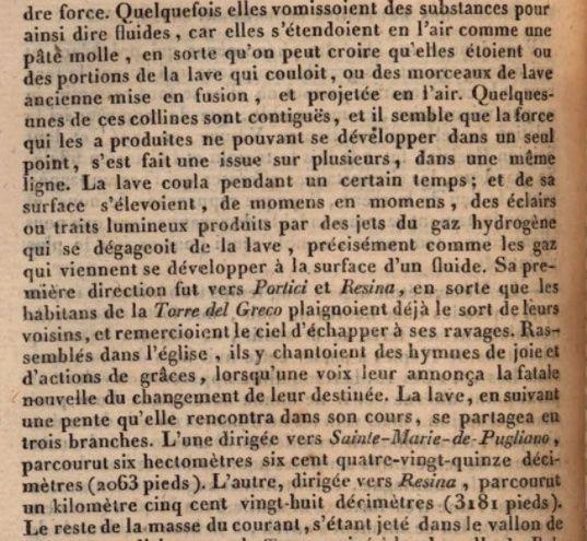 Le Vésuve, décrit par les contemporains du XVIIIe siècle - Page 4 Captur19