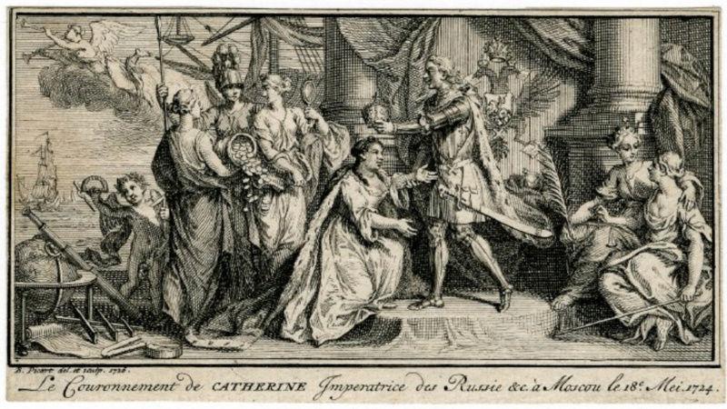 Catherine Ière de Russie Captur24