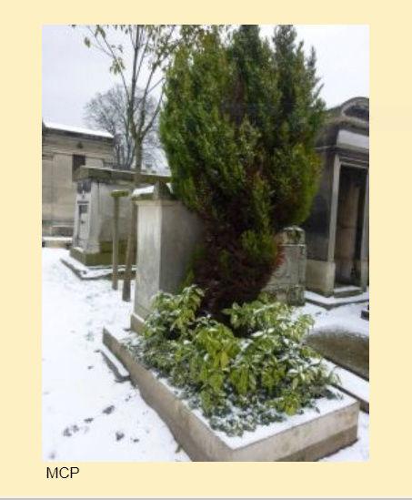 Le cimetière de la Madeleine Captur30