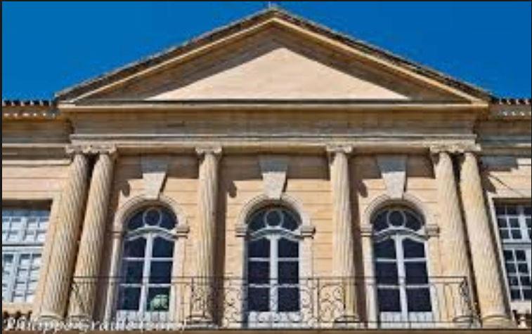 Polignac - L'Hôtel de Polignac (Condom, Gers) Captur61