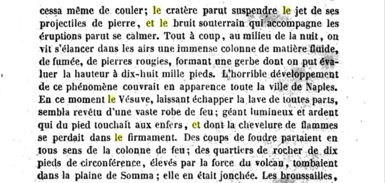 Le Vésuve, décrit par les contemporains du XVIIIe siècle - Page 5 Captur65