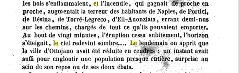 Le Vésuve, décrit par les contemporains du XVIIIe siècle - Page 5 Captur66