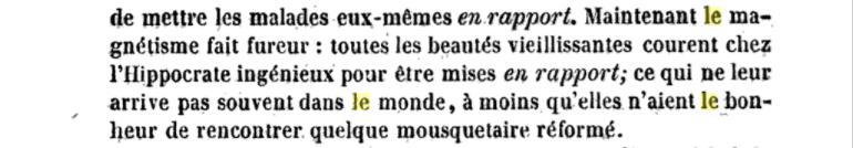 Le marquis de Puységur : magnétisme et hypnose au XVIIIe siècle Captur85