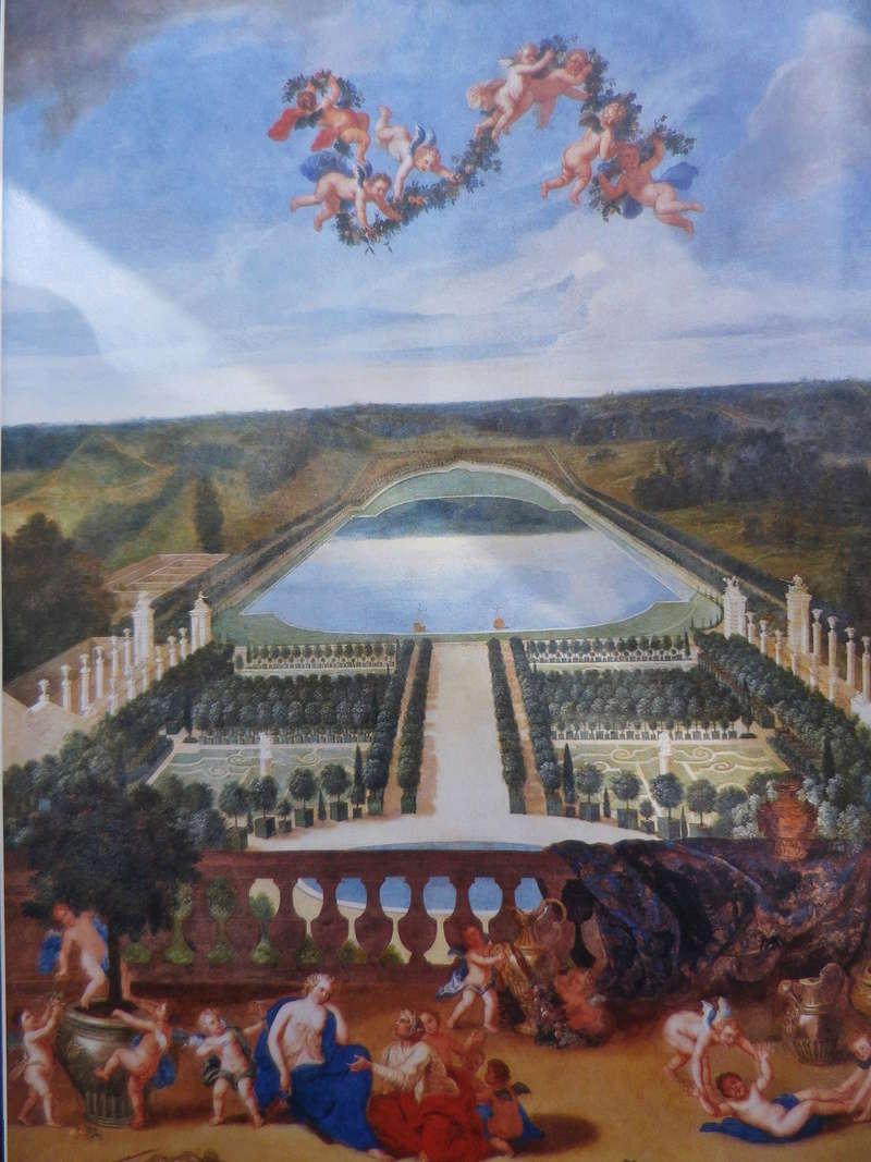 """Exposition au Grand Trianon, """" des Jardins et des Dieux """",  Jean Cotelle Imgp0090"""