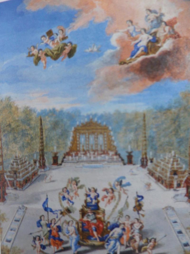 """Exposition au Grand Trianon, """" des Jardins et des Dieux """",  Jean Cotelle Imgp0092"""