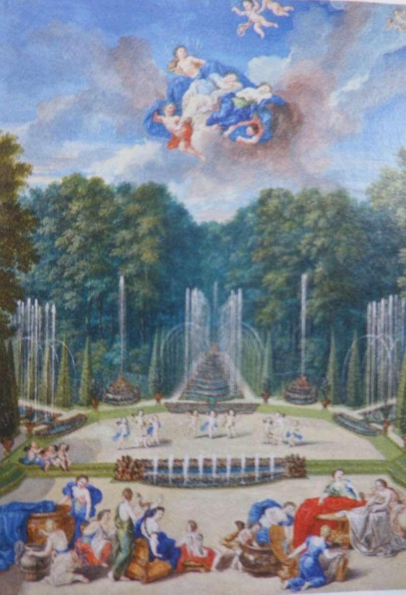"""Exposition au Grand Trianon, """" des Jardins et des Dieux """",  Jean Cotelle Imgp0093"""
