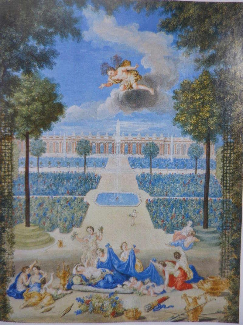 """Exposition au Grand Trianon, """" des Jardins et des Dieux """",  Jean Cotelle Imgp0094"""