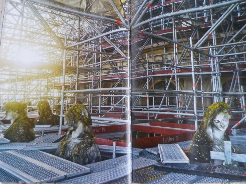 La restauration de la chapelle royale du château de Versailles Imgp0101