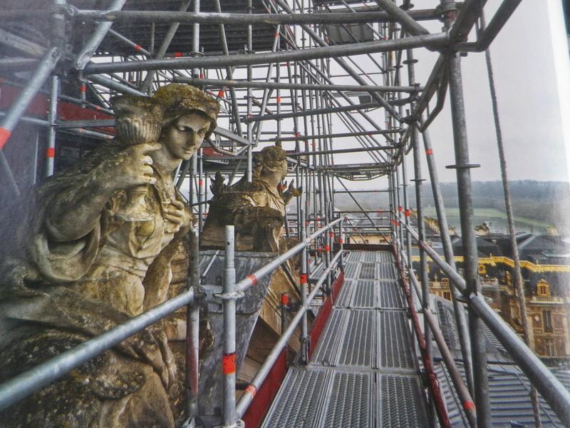 La restauration de la chapelle royale du château de Versailles Imgp0102