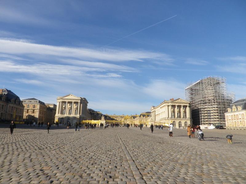 La restauration de la chapelle royale du château de Versailles Imgp0532