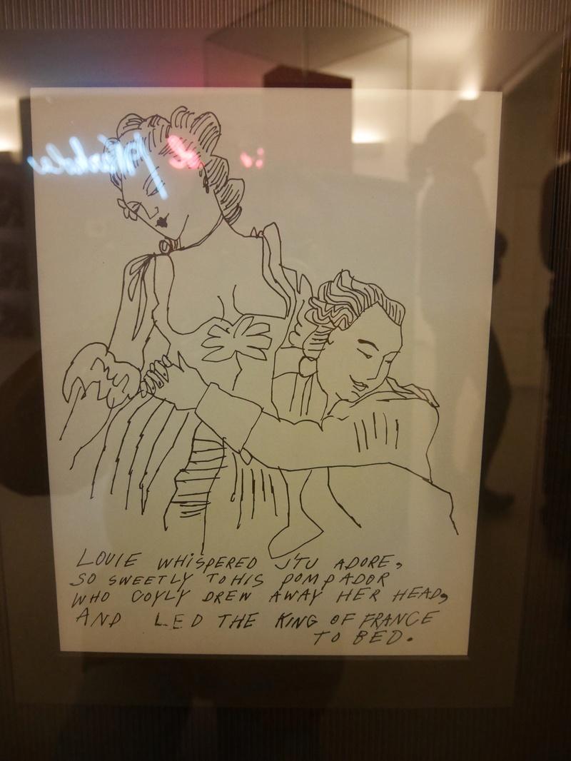 Andy Warhol et nos têtes couronnées P1070012