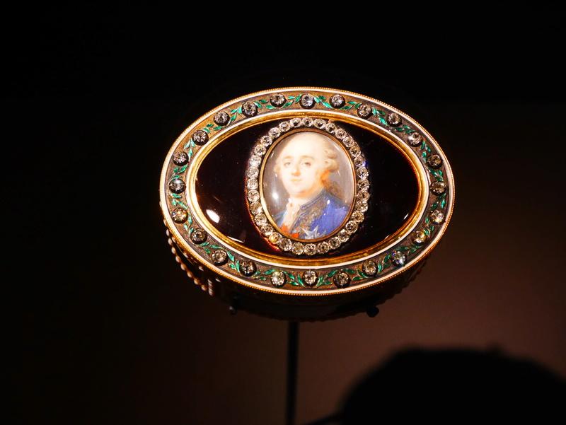 Exposition : Visiteurs de Versailles 1682-1789 - Page 3 P1070215