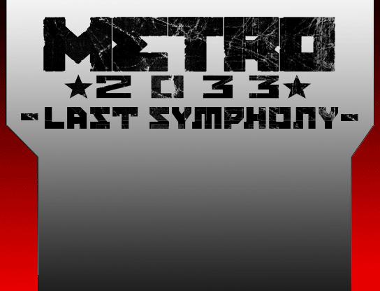 [VXA] Metro 2033: Last Symphony Titulo10