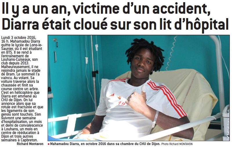 Accident de la route  Diarra10