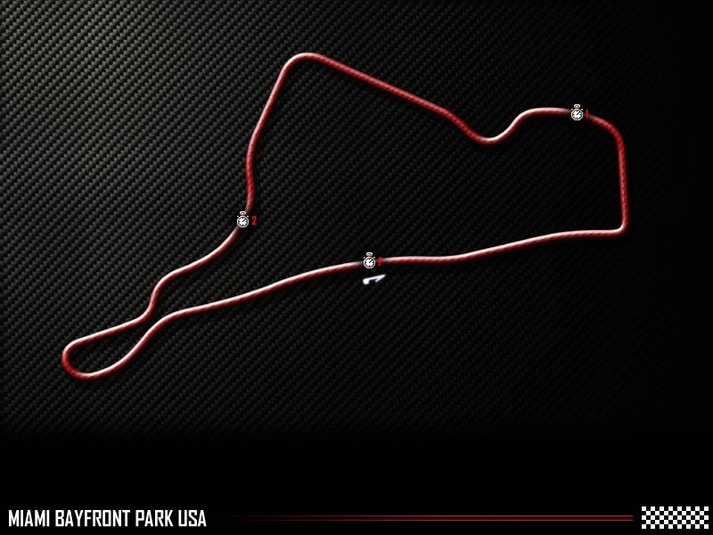 GTR2 Tracks Miam_l10