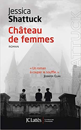 SHATTUCK Jessica - Château de femmes 4191su10